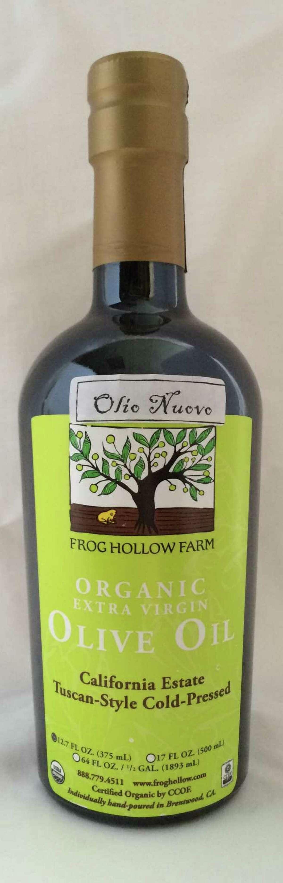 Frog Hollow Farm olio nuovo