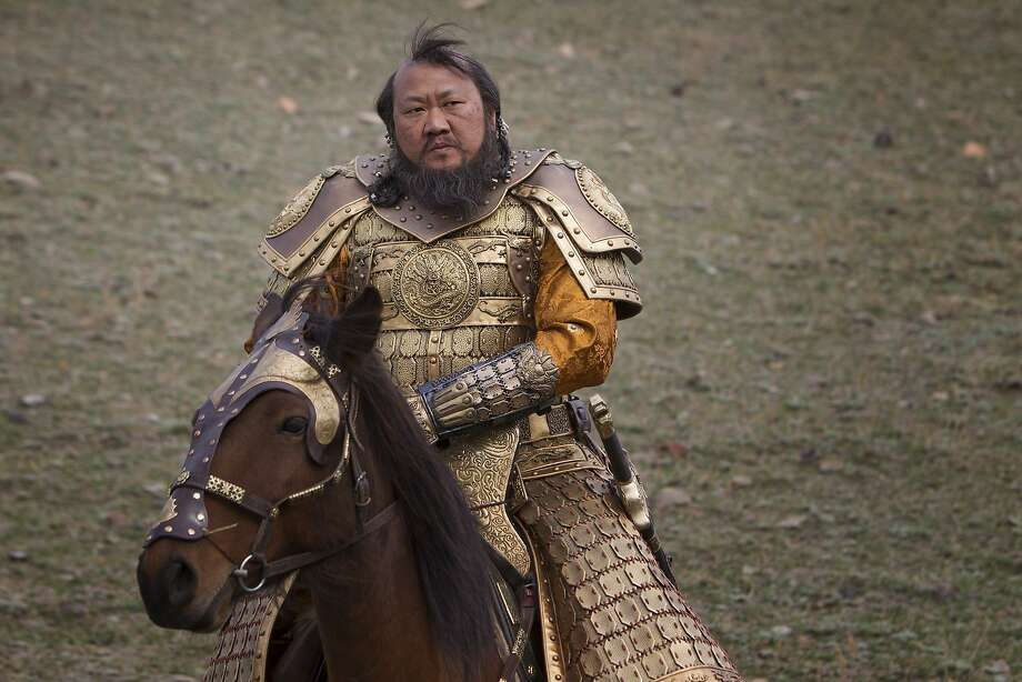 "Marco Polo - Season 1 - Prodiction Stills 14 Benedict Wong in a scene from Netflix's ""Marco Polo."" P Benedict Wong in a scene from Netflix's ""Marco Polo.""  Photo Credit: Phil Bray for Netflix. Photo: Phil Bray, Netflix"