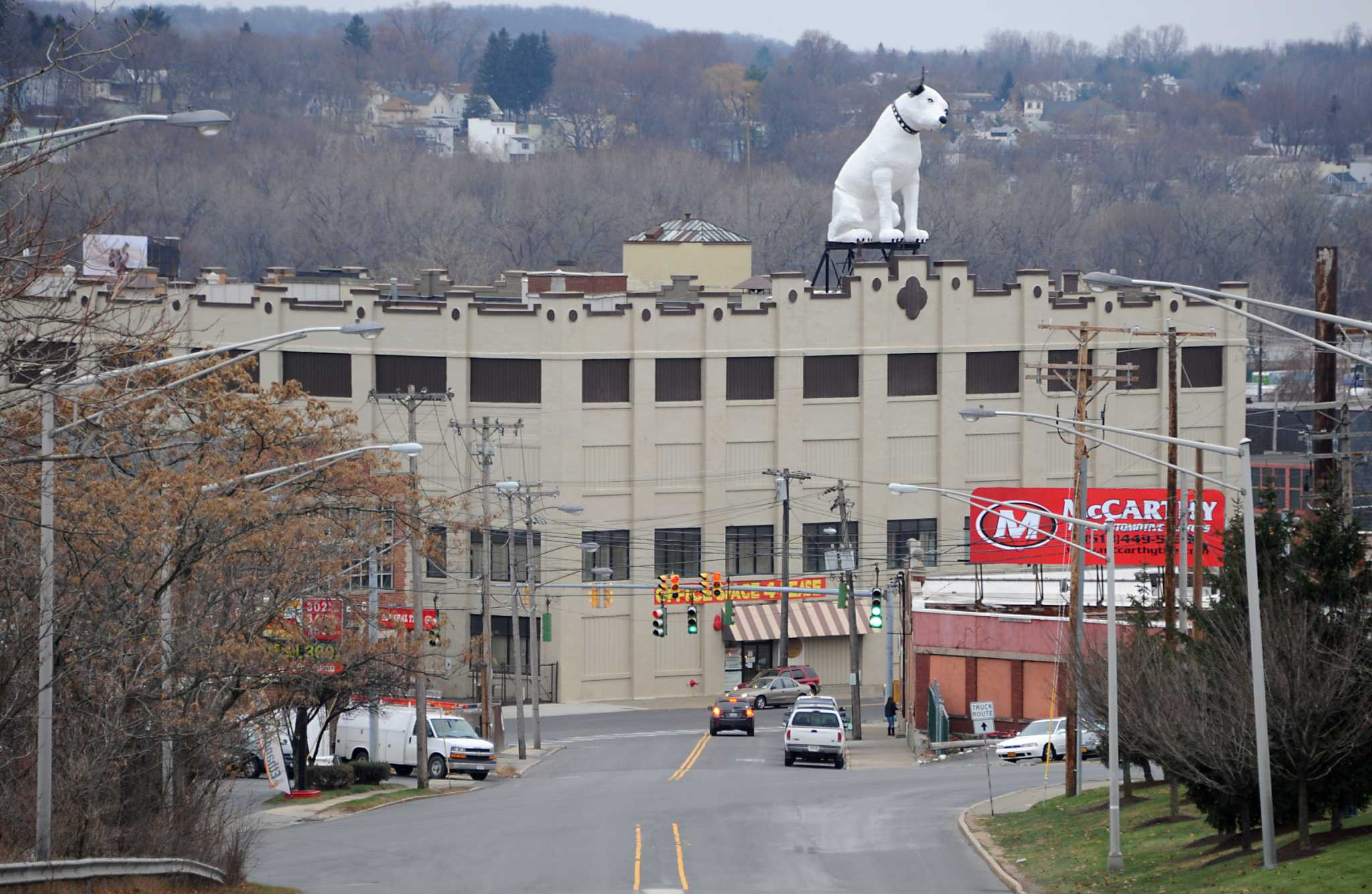 Cars For Sale Albany Ny >> 'Nipper' building for sale - Times Union