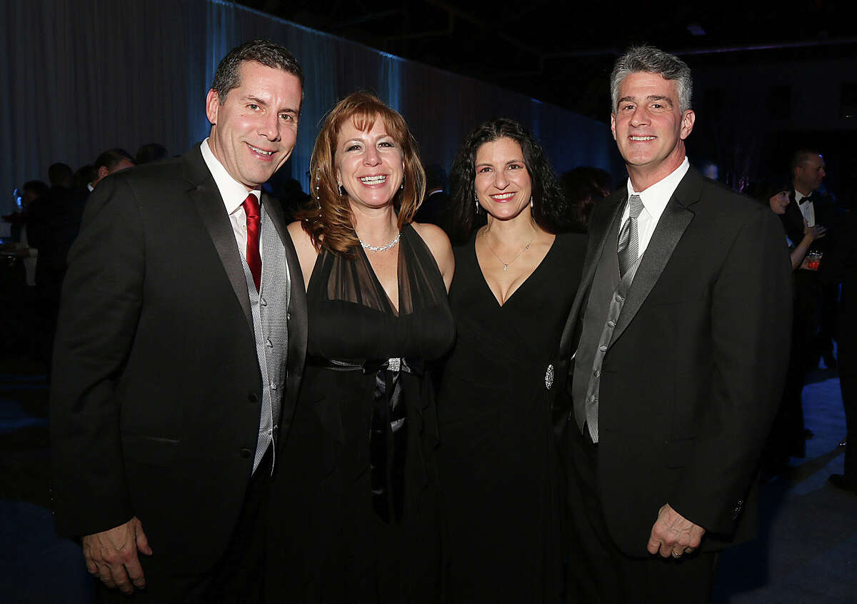 Were you Seen at the 31th annual Dancing in the Woods gala, a benefit for the Melodies Center for Childhood Cancer and Blood Disorders at the Bernard & Millie Duker Children's Hospital at Albany Medical Center, on Friday, Dec. 5, 2014, at the Armory at Sage in Albany?
