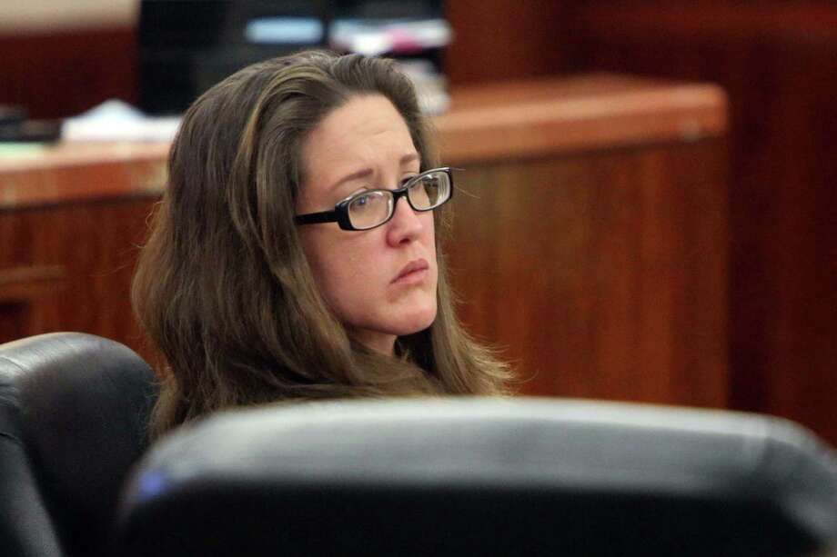 Opening statements in the trial for Margaret Renee Mayer, who is accused of intentionally not stopping her car after hitting Chelsea Norman, at the Harris County Criminal Courthouse on Monday, Dec. 8, 2014, in Houston. Chelsea Norman died early December on her way home from working at Whole Foods Market in Montrose.  ( Mayra Beltran / Houston Chronicle ) Photo: Mayra Beltran, Staff / © 2014 Houston Chronicle