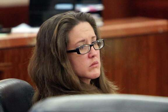Opening statements in the trial for Margaret Renee Mayer, who is accused of intentionally not stopping her car after hitting Chelsea Norman, at the Harris County Criminal Courthouse on Monday, Dec. 8, 2014, in Houston. Chelsea Norman died early December on her way home from working at Whole Foods Market in Montrose.  ( Mayra Beltran / Houston Chronicle )