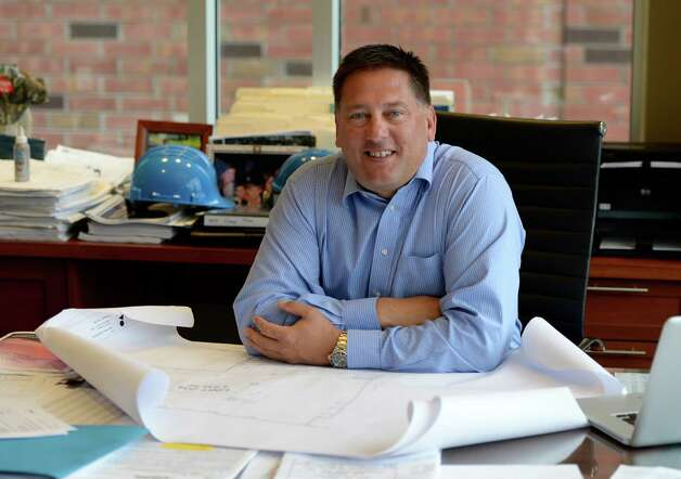 Contractor Sonny Bonacio at his offices June 11, 2013, in Saratoga Springs, N.Y. (Skip Dickstein/Times Union archive) Photo: Skip Dickstein / 00022737A