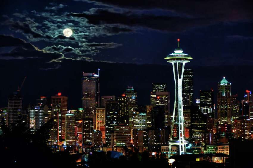 9. Seattle, WA Invitations: 1262 Rejection rate: 84%