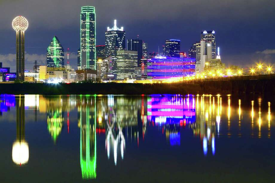 Downtown Dallas skyline reflections Photo: Matthew Visinsky, Getty Images / Flickr RF