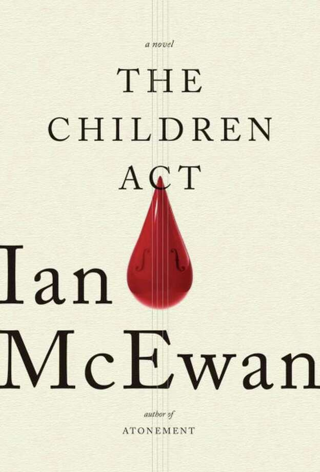 "Resources Management Librarian Stephen Schmidt calls ""The Children Act,"" by Ian McEwan, ""an engaging novel about the private sorrows and life or death decisions faced by British High Court judge Fiona Maye."" Photo: Contributed Photo / Greenwich Time Contributed"