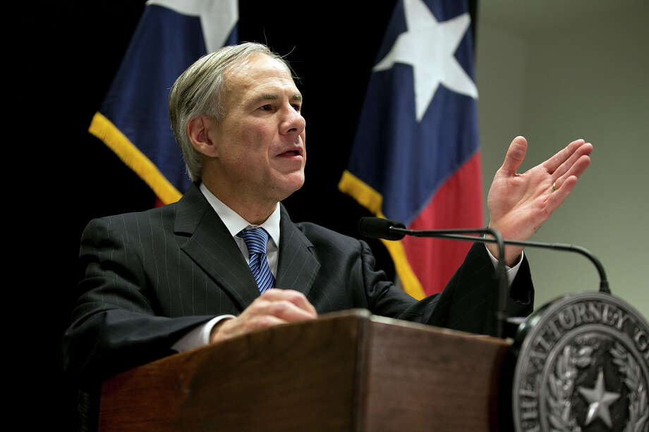 Gov.-elect Greg Abbott says Texas is leading a 17-state coalition in a lawsuit against the president's executive action. Photo: Deborah Cannon, MBO / Austin American-Statesman
