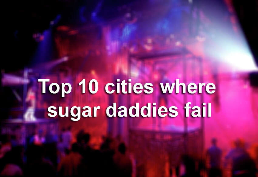 Top 10 cities where sugar daddies fail