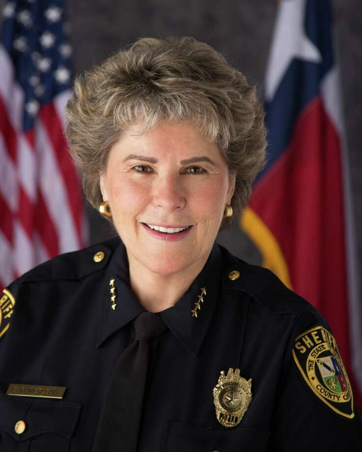 Susan Pamerleau: Sheriff says early childhood education is key to keeping people out of prison and key also to making folks eligible to serve in the military. Photo: /Bexar County Sheriff Department / PHOTO PROVIDED BY BEXAR COUNTY SHERIFF DEPARTMENT