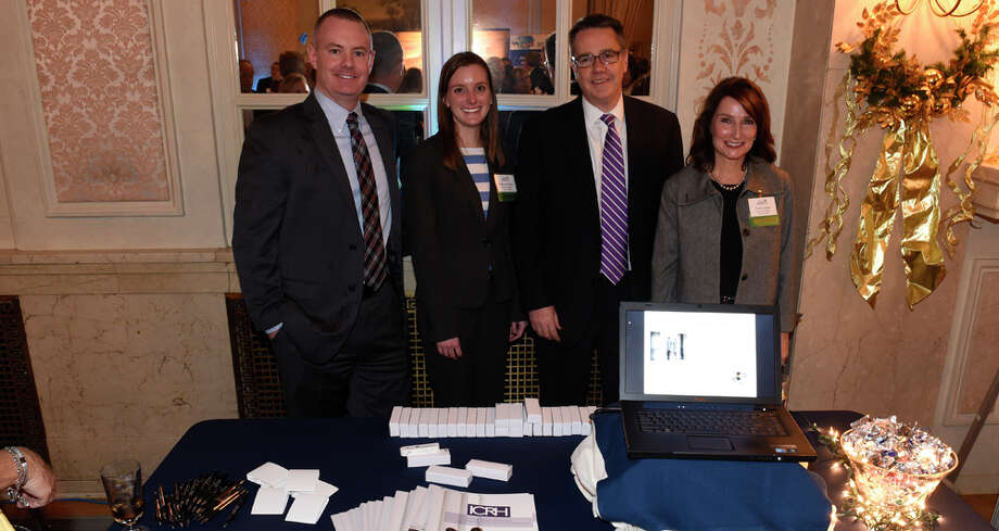 Were you Seen at the Hixny Connects 2014 holiday gathering of healthcare professionals and business leaders at Franklin Plaza in Troy on Tuesday, Dec. 9, 2014? Photo: Hixny