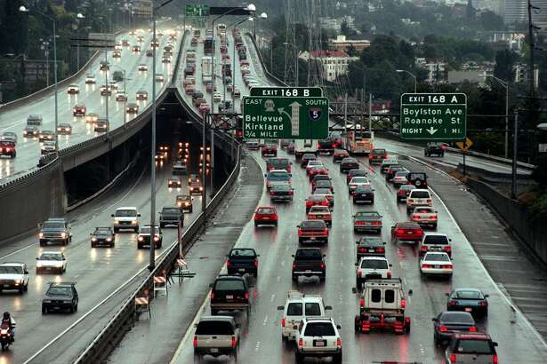 Why is Seattle traffic so bad?