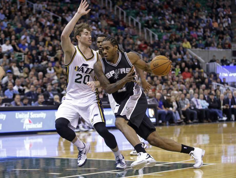 Join Spurs Nation Live Blog Tonight For Utah Game San