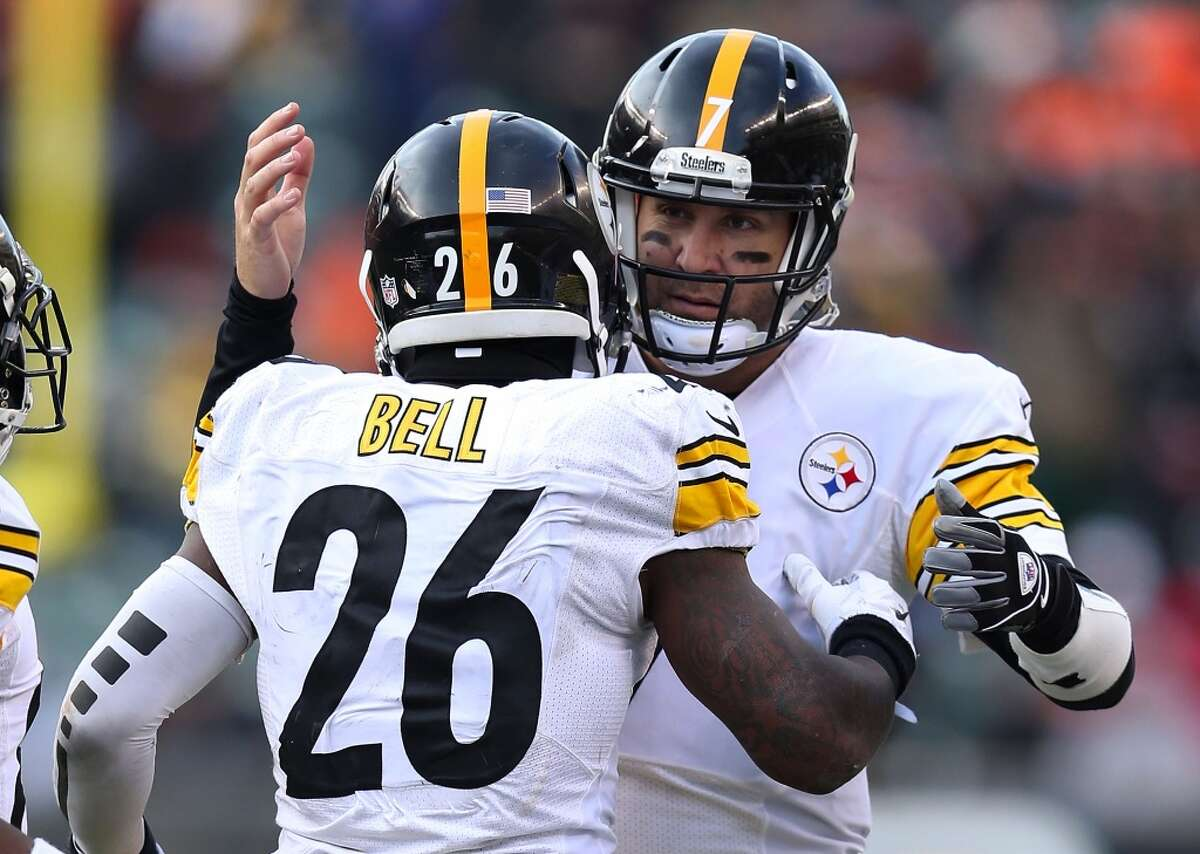 Pittsburgh Steelers (10-5) Thanks to a last-minute rally against Baltimore last week, the Steelers win the AFC North and are locked into the No. 3 seed. They will host a first-round game against the No. 6 seed. [Last game: vs. Cleveland]