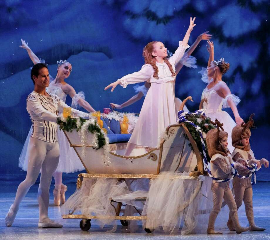 Connecticut Ballet returns with holiday favorite - Connecticut Post
