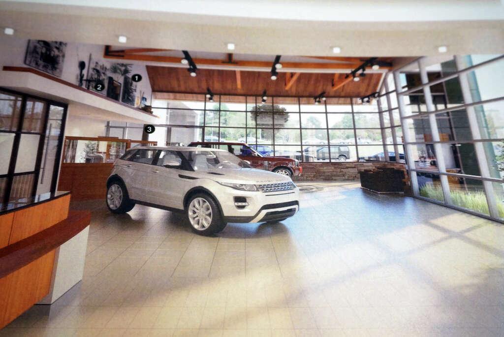 Jaguar Land Rover Dealer Proposed For Fairfields Auto Row - Land rover local dealer