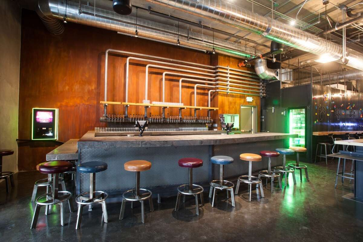 Drink beer and play arcade games: Brewcade in San Francisco
