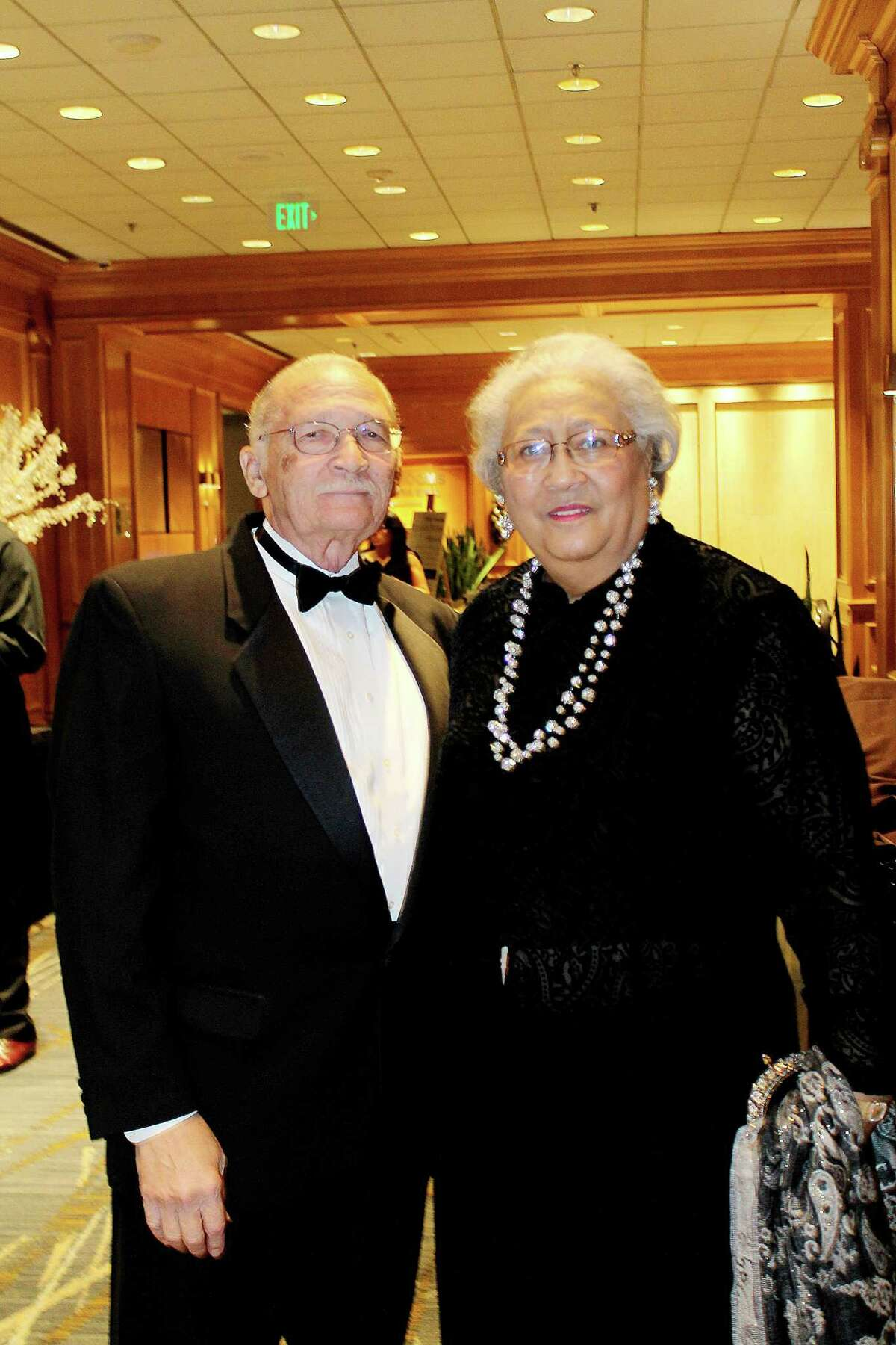 Dr. Edward A.R. Lord and Mildred Lord