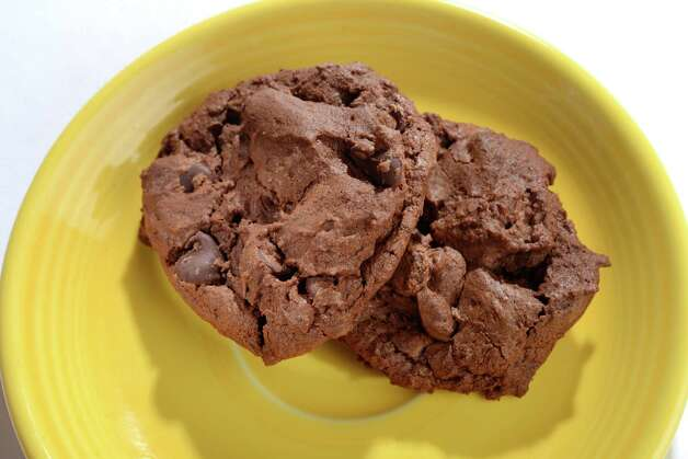 Spicy Mexican Hot Chocolate Cookies provide a low but constant heat from cayenne pepper. Recipe from Neely Dozier, Cooking Channel. (Will Waldron/Times Union) Photo: WW / 00029755A