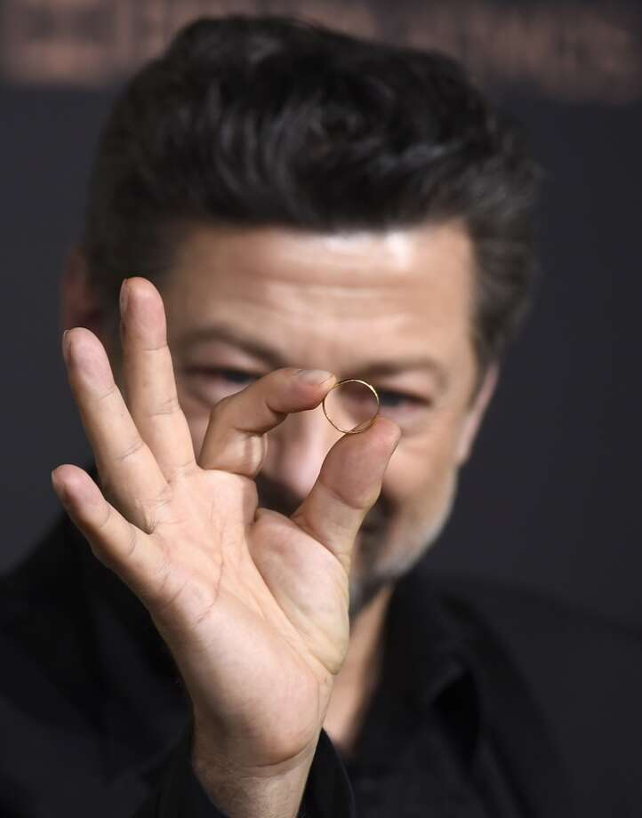 """Actor/Director Andy Serkis attends the premiere of New Line Cinema, MGM Pictures And Warner Bros. Pictures' """"The Hobbit: The Battle Of The Five Armies"""" at Dolby Theatre on December 9, 2014 in Hollywood, California. Photo: Frazer Harrison, Getty Images"""
