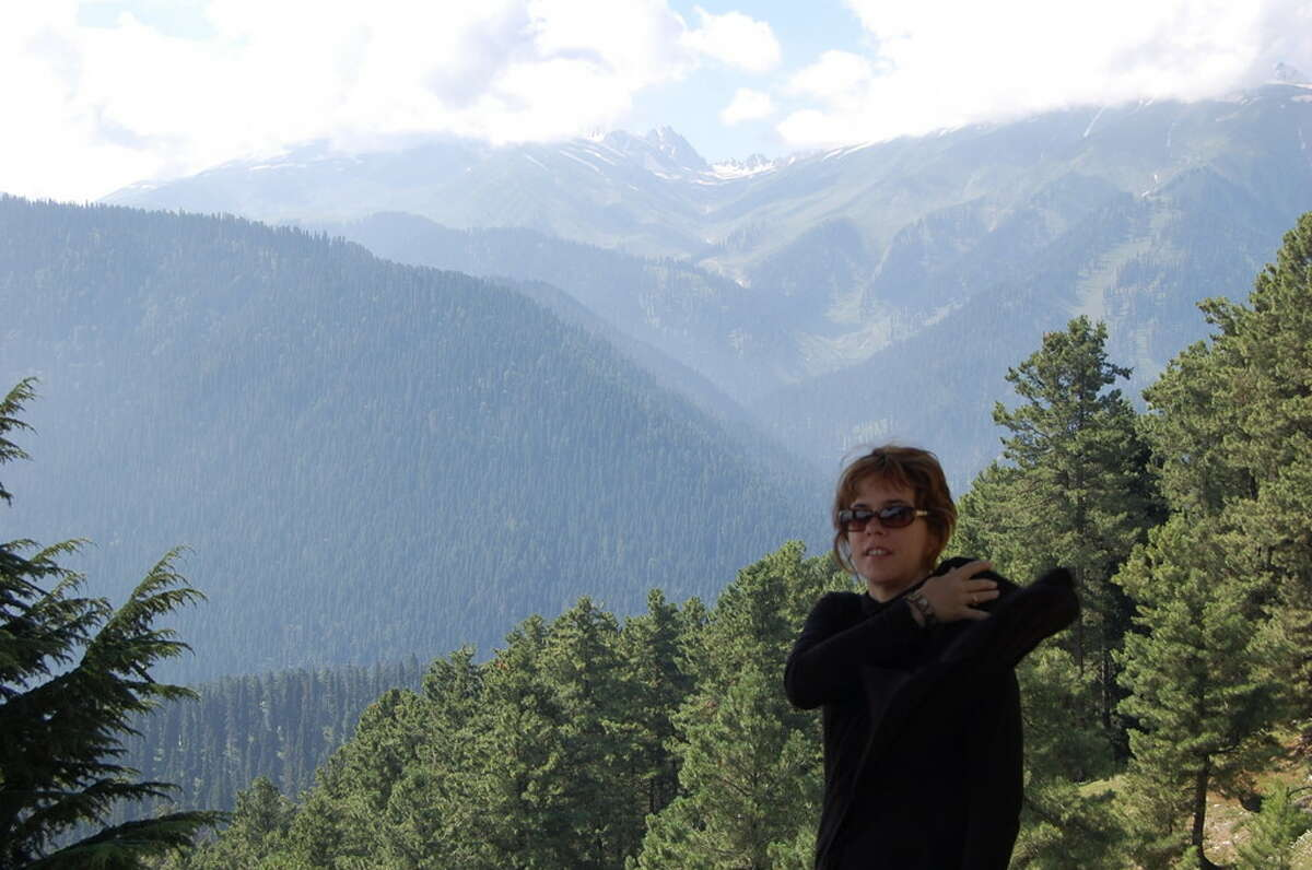 Me in the Himalayas.