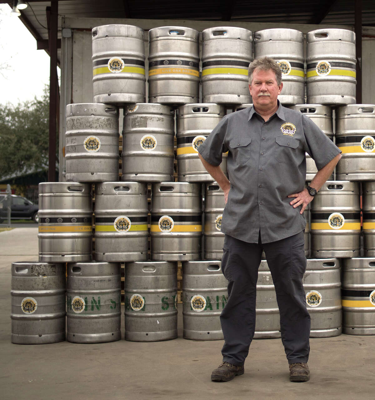 Live Oak Brewing Co. founder Chip McElroy of Austin is one of the plaintiffs in a lawsuit against the state over a 2013 law that he says unfairly favors distributors. Keep going to see some of the beers you may not have known are owned by the biggest names in booze.