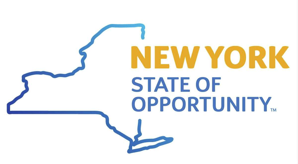 New York State of Opportunity logo.