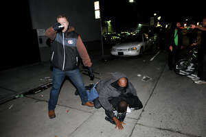 CHP: Undercover officer who drew gun on protesters was justified - Photo