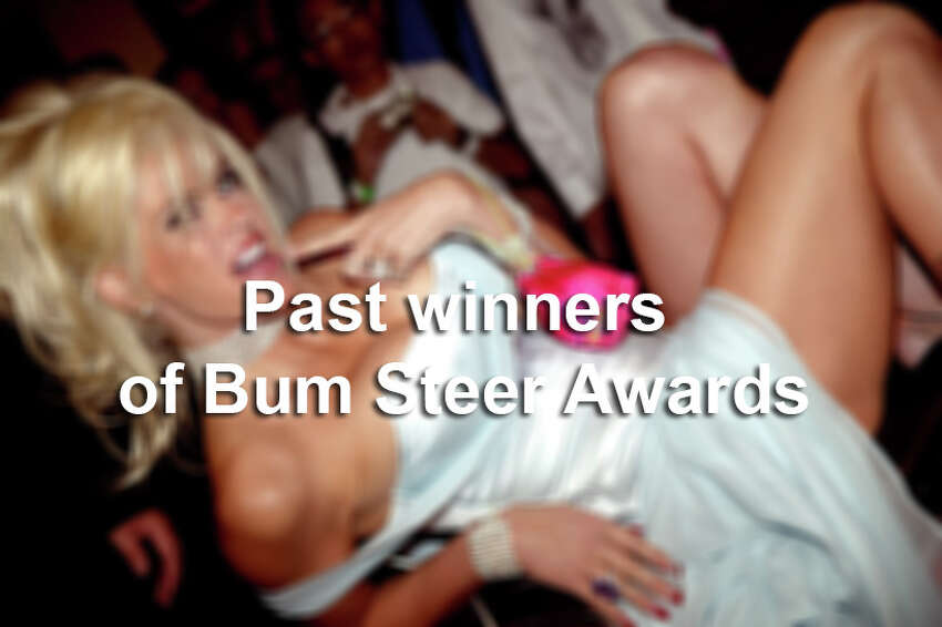 Bum Steer Awards through the years