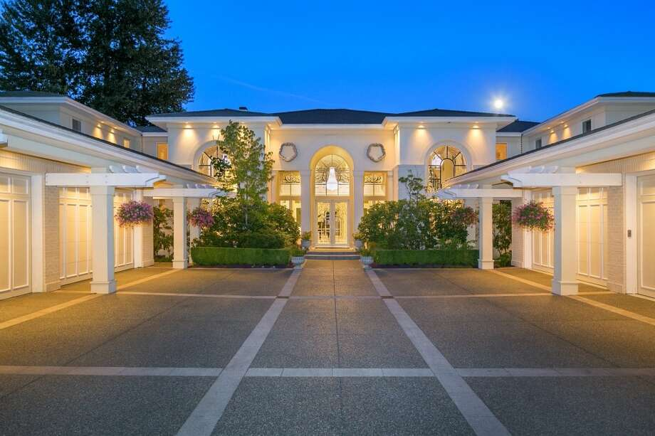 15. Mercer Island, Washington: $26.8 Million14,940 square feet, 7-room master suite.   View the full listing on Zillow Photo: Zillow