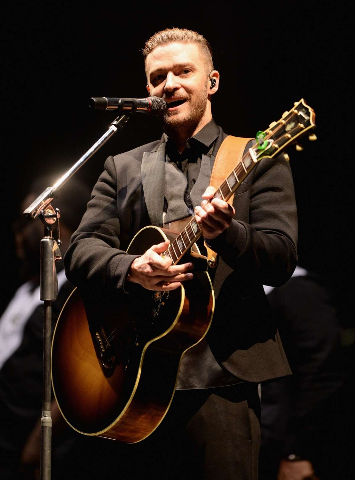 Justin Timberlake The singer/actor has laid claim to having both ADHD and obsessive compulsive disorder, saying it hasn't been easy for him.