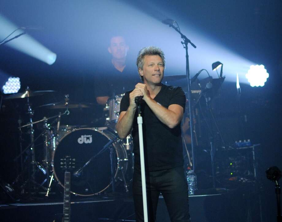 These 40 acts are not yet in the Rock and Roll Hall of Fame, if you can believe it  Bon Jovi  Click through to see who else isn't in the Rock Hall... Photo: Bobby Bank, WireImage