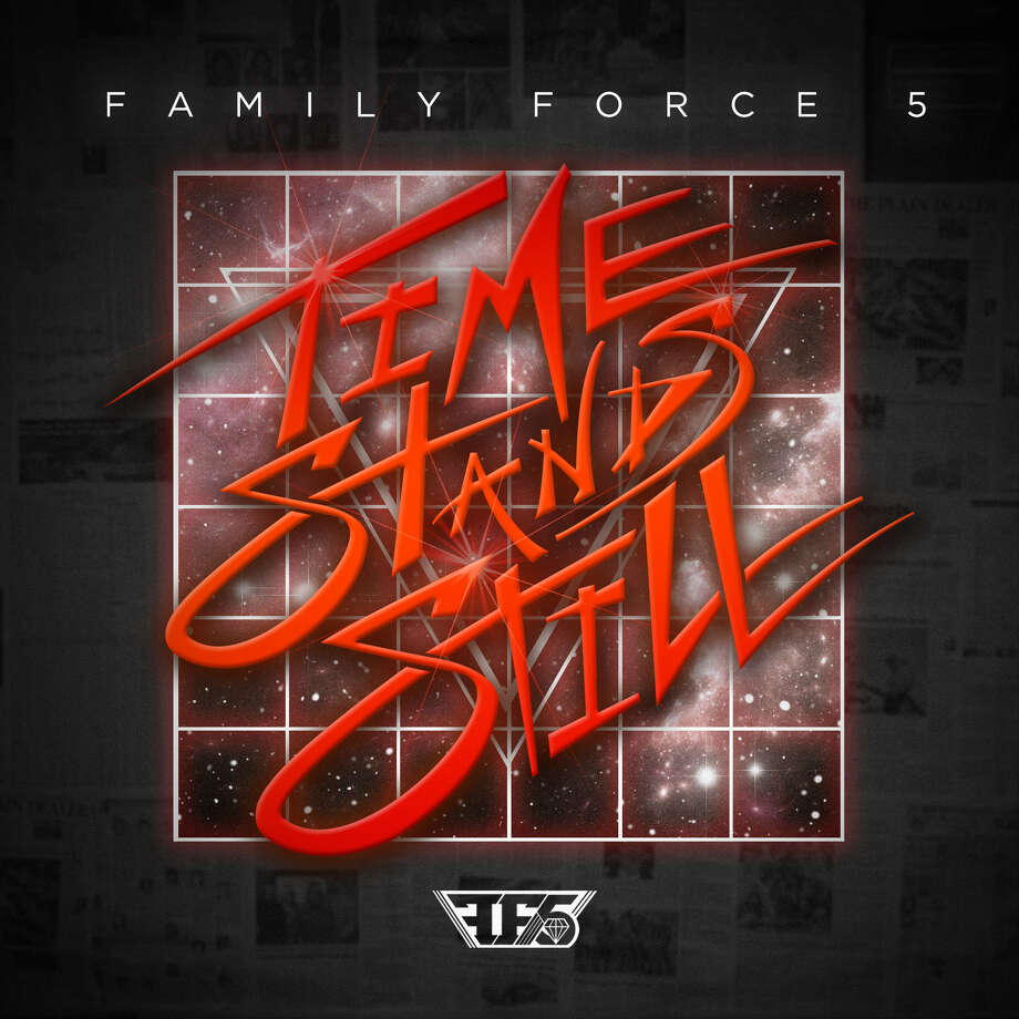 "Family Force 5 ""Time Stands Still"" Photo: Word Records / ONLINE_YES"