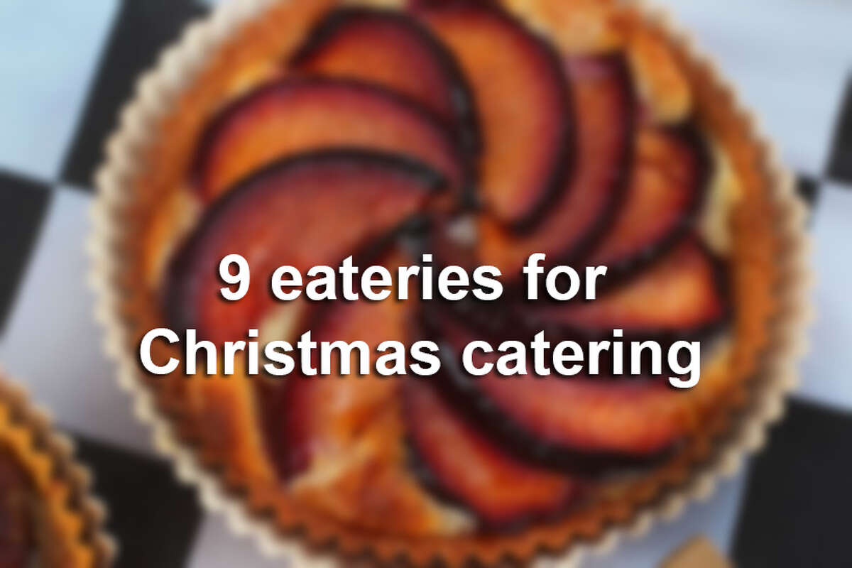 Whether you're looking to feed a large group, a party of one or grab sides or desserts, local food establishments have you covered. Note: Several of these restaurants are not open on Christmas Day so check pick-up days and times when ordering.
