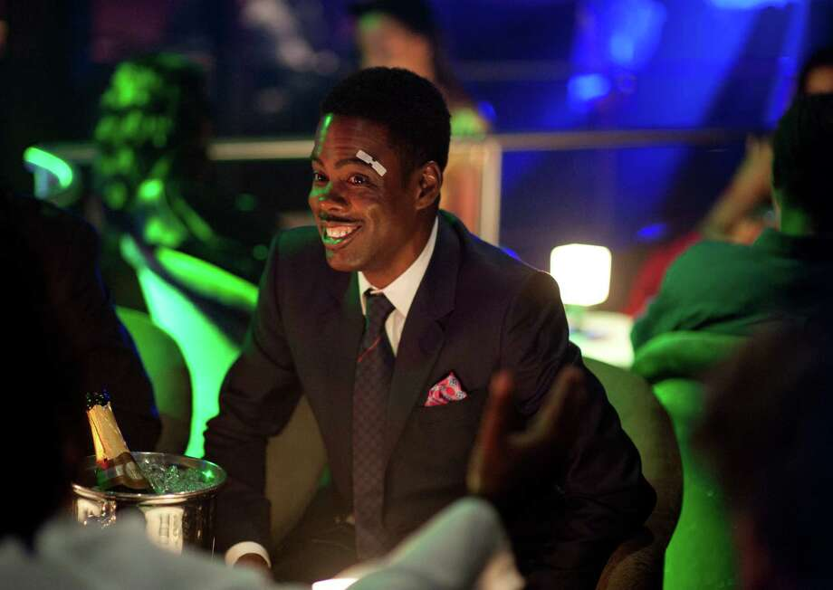Chris Rock is Andre Allen in TOP FIVE, from Paramount Pictures and IAC Films.  Chris Rock is Andre Allen in TOP FIVE, from Paramount Pictures and IAC Films. TF-02622C Photo: Ali Paige Goldstein / © 2014 Paramount Pictures. All Rights Reserved.