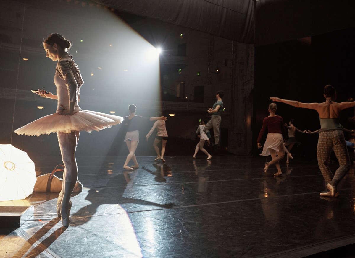 S.F. Ballet dancer Maria Kochetkova, who dances