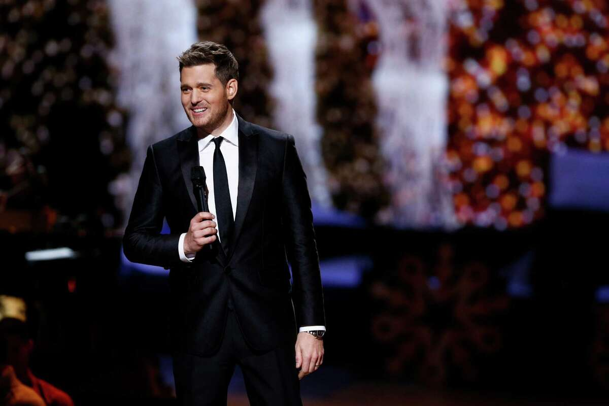 """""""Michael Buble's Christmas in New York."""""""