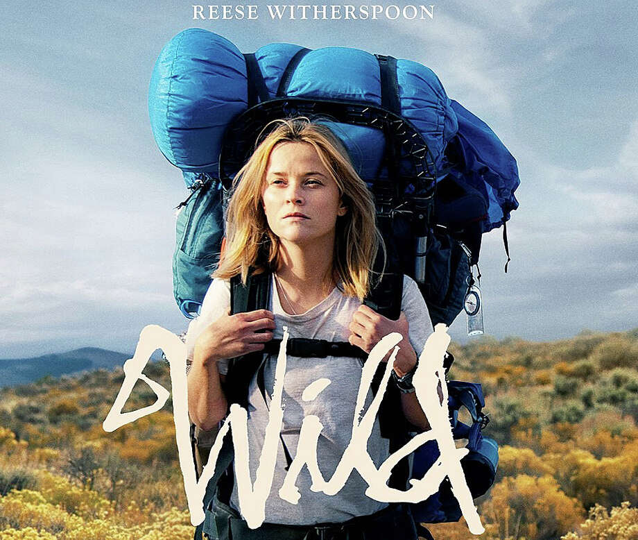 "Reese Witherspoon stars in the new movie, ""Wild,"" an adaptation of a memoir chronicling author Cheryl Strayed's 1,100-mile solo hike along the Pacific Crest Trail. Photo: Contributed Photo / Westport News"