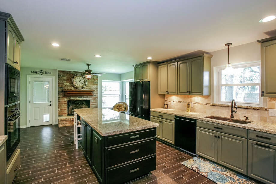 This complete kitchen remodel was done by DWR Construction. / Christy Armstrong