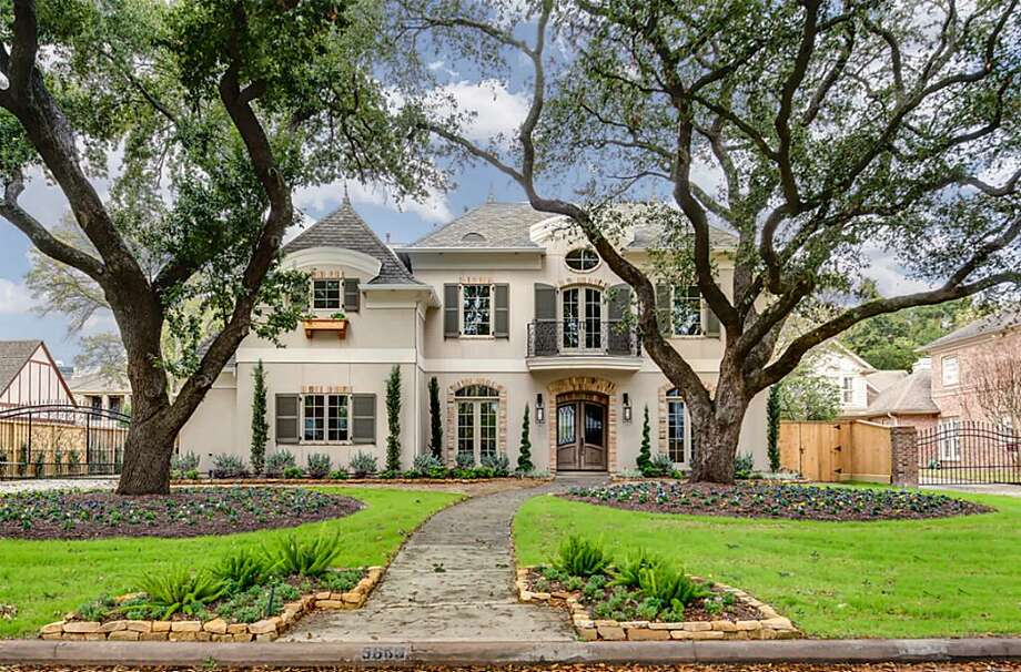 5666 Cedar Creek Drive:This Tanglewood home has 5 bedrooms, 5 full and 2 half bathrooms, is 6,580 square feet and is listed for $3,150,000. Open house: Sunday, December 14 from 2-4 p.m. Photo: Houston Association Of Realtors