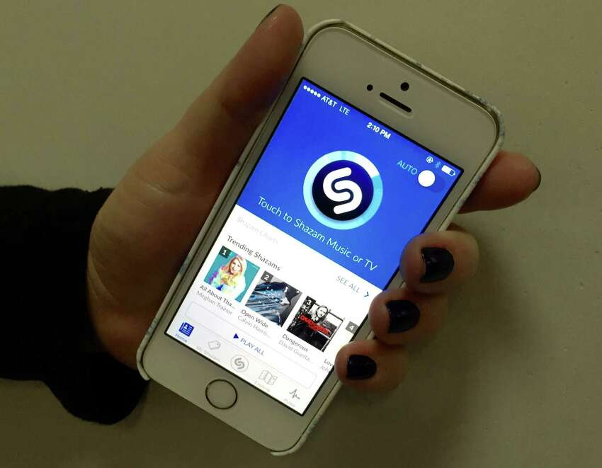 Top 50 songs Shazam'd in S.A.