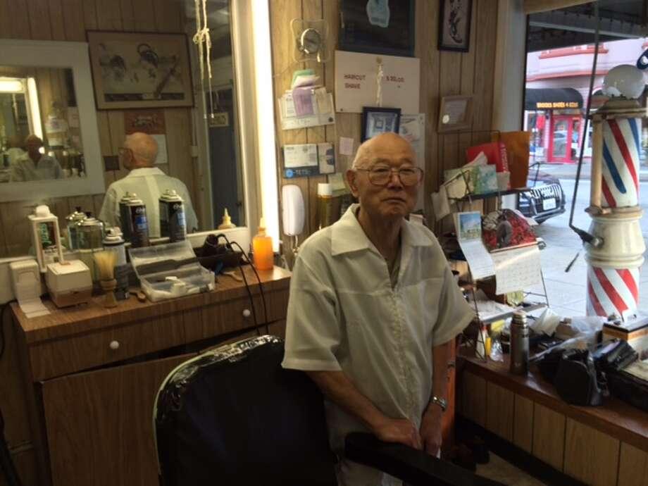 Tets Asano.  The Chronicle/Sam Whiting
