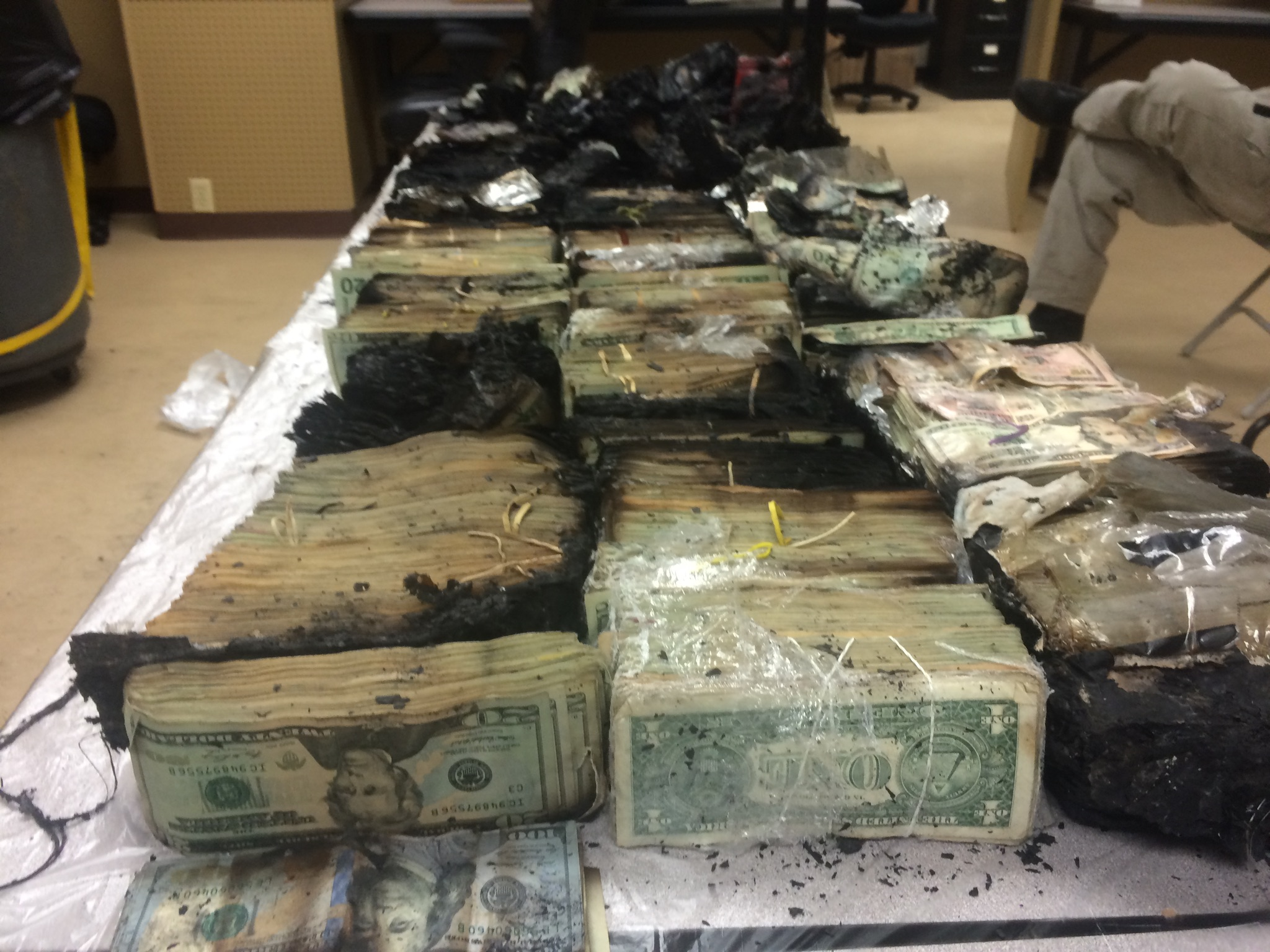 Cops seek owner of estimated 1 million cash packed in for 500 000 dollar homes in texas
