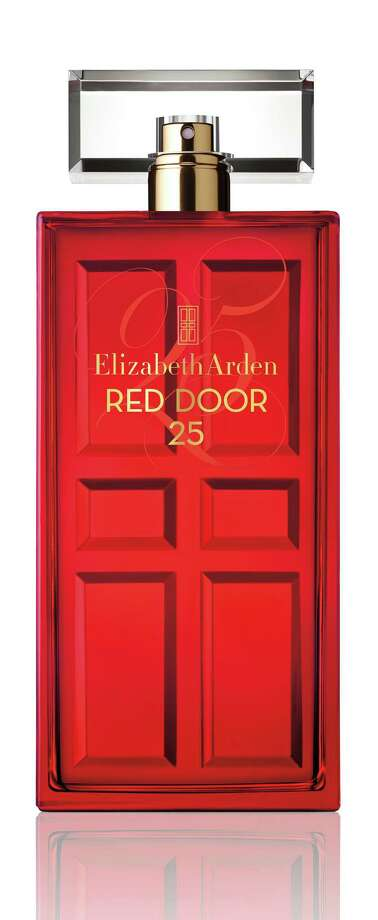 To mark its signature fragrance turning 25 this year Elizabeth Arden has introduced Red Door 25, a limited edition anniversary fragrance blooming with Turkish rose, jasmine, black currant, violet leaf and a honeyed patchouli heart; $72 at Elizabeth Arden counters. Photo: Elizabeth Arden / Elizabeth Arden