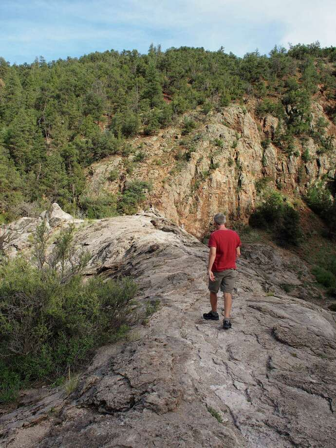 Hiking trails wind through the Jemez Mountains north of Albuquerque. Photo: Pam LeBlanc, MBR / Austin American-Statesman