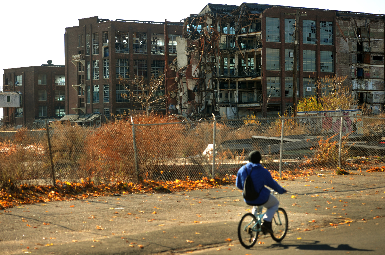 City looking at hiking taxes on vacant properties