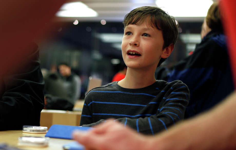 Students learn how to code - Houston Chronicle