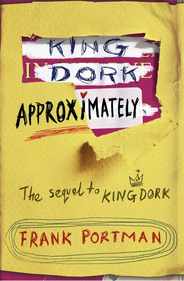 Frank Portman: 'King Dork Approximately' Photo: Delacorte Press / ONLINE_YES