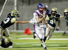 Junior quarterback Nate Keisel  leads a Clayton Valley offense that ranks second nationally at 529 total yards per game -- second in rushing (449). In addition, he has 60 completions in 92 attempts (65 percent) for 1,111 yards (18.5 yards per completion) with 19 touchdowns and just one interception. The Eagles (14-0) host Oakdale (13-1) in Saturday s CIF Northern California Division II regional final.
