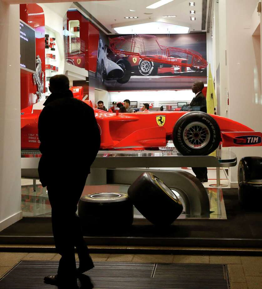 Ferrari Opening Soon In The Woodlands