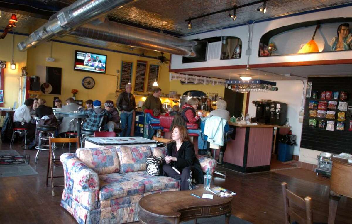 The expanded interior space at Las Vetas Lounge now located on Unquowa Road in Fairfield, Conn.